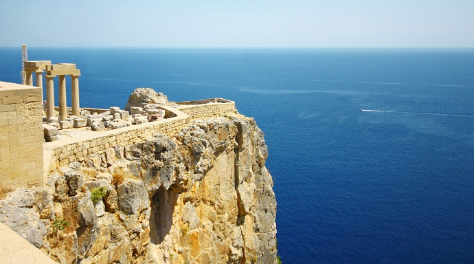The Acropolis in Lindos